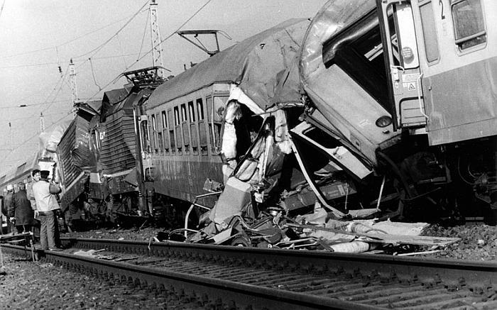 Bahnbetriebsunfälle der DR und DB ab 1945